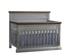"""Cortina """"5-in-1"""" Convertible Crib Convertible Crib, Headboards For Beds, Baby Furniture, Double Beds, Rocking Chair, Cribs, Solid Wood, Baby Kids, Toddler Bed"""