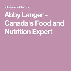 Dietetic and nutrition case studies pdf medical abby langer canadas food and nutrition expert fandeluxe Choice Image