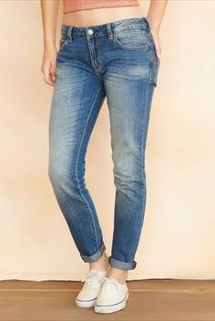 Boyish Blue Heritage Skinny Jean
