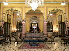 Traveling to India? Enjoy a stay in former summer palaces, cozy cottages, and a transformed governor's residence for less than $200 a night.