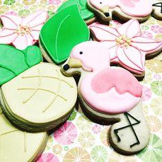 Tropical Cookie set by Dani Matos