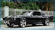 """'67 Mustang Fastback """"Pit Viper"""" Resto-Mod  Euer Tim vom Team der AutoErlebniswelt-Tü Taunus"""