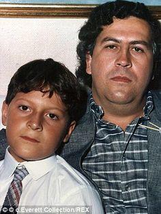 Pablo Escobar's son Sebastian Marroquin reveals the fear of his ...