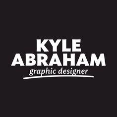 Kyle Abraham Graphic Designer | behance.net/kyleabraham