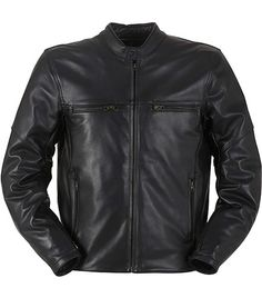 The beautiful Furygan Steed Jacket, perfect for cafe racers and nakeds.