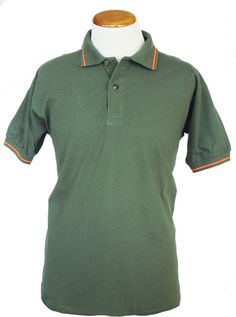 OPORTUNIDAD: Polo kaki con cuello de bandera 12€, sólo tallas S y M. Más información en attcliente@pi2010.com  Si te gusta, comparte