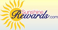 Sunshine Rewards ~ You can Earn Disney Gift Cards for Free! ~ WDW Hints