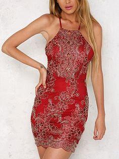 Orange Red Off Shoulder Sweetheart Print Wrap Bodycon Dress   Print wrap, Bodycon  dress and Shoulder