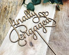 Personalised and Custom Cake Toppers for all occasions. Engagement Cake Toppers, Engagement Cakes, Wedding Cake Toppers, Wedding Cakes, Personalized Cake Toppers, Custom Cake Toppers, Wedding Photoshoot, Cake Decorating, Place Card Holders
