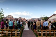 A Blissful Sky Ranch Lodge & Agave of Sedona Wedding - Fab You Bliss