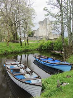 Motel6UBL I want to go here for My bucket list.  Ross Castle, Ireland 2  - Meaghan O'Connor by APIstudyabroad, via Flickr