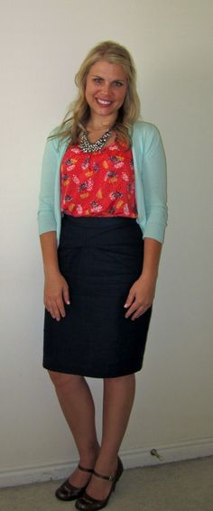 Teacher clothes blog! :D Because I feel ...