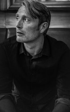 Hannibal Lecter, Dr Hannibal, Viggo Mortensen, Bad Boy Aesthetic, Hugh Dancy, Gary Oldman, Mads Mikkelsen, Black And White Portraits, Michael Fassbender