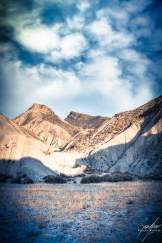 Cottony Sky Mountains. by Ignacio  Navarro  on 500px
