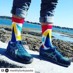 #Repost @monthlyfunkysocks  @smartlux  late summer vibes #BlonetSocks #london #Socks #newarrival #sockfetish #instasocks #monthlyfunkysocks #lovesocks #sockdesign #subscriptionbox #socksubscription #sockstagram #chaussettes #socksubscription #colourful #giftsforhim #newpattern #nike #sockgame #subscribe #socksaddiction #instasocks #wild #sunday #sea #seaside #france #menstyle #mensaccessories