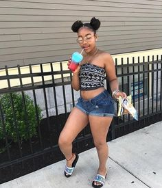 My Favorite Women Fashion Styles Black Girls, Black Women, Summer Outfits, Cute Outfits, Girl Swag, Madame, Fashion Killa, Sexy Body, Swagg