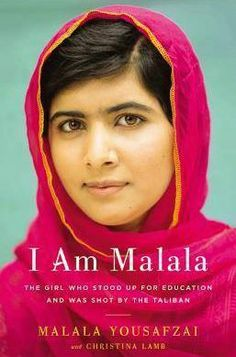 When the Taliban took control of the Swat Valley in Pakistan, one girl spoke out. Malala Yousafzai refused to be silenced and fought for her right to an education.    Upea tositarina rohkeudesta ja periksiantamattomuudesta!