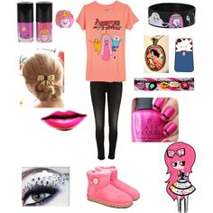 """""""Adventure time #3 outfit"""" by mackenna-stevens on Polyvore"""