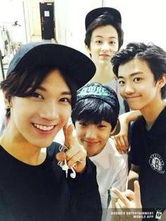 Ten,Jisung,Jaemin,Mark|NCT