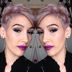 So pretty  @__tammyrene__ #hairflawless #makeupflawless  #Padgram