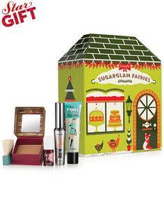 Benefit sugarglam fairies value set - A Macy's Exclusive