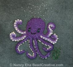 From my online course Creating a Beaded Menagerie  Register at www.egausa.org