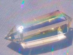 glass prism rainbow