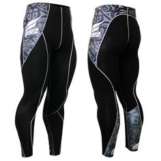 Cheap fashion trousers, Buy Quality men compression pants directly from China compression pants Suppliers: 2017 New Fashion Mens Compression Pants Print Quick Dry Skinny Bodysuit Leggings Tights Fitness MMA Pants Trousers Sports Trousers, Sport Pants, Running Pants, Mens Running, Soccer Pants, Running Track, Men Trousers, Tight Leggings, Leggings Are Not Pants