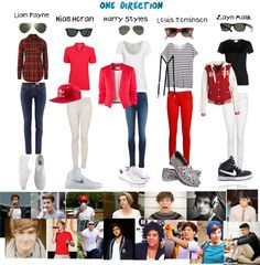 """""""one directions style in girl form"""" by katygrocks on Polyvore"""