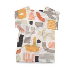 Amani Madu Short Kaftan | Citta Design $89.90
