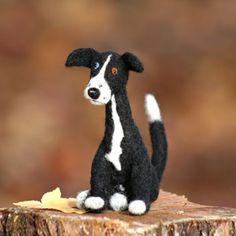 Custom Needlefelted Pet Sculpture by FeltFarm on Etsy. $200.00, via Etsy.