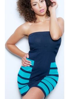 """LANA"" TUBE BANDAGE DRESS - CLUB DRESSES - Dresses"