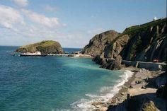 23 Beautifully Desolate Beaches In The UK British Beaches, Uk Beaches, Bristol Channel, Isle Of Harris, Treasure Island, Island Beach, British Isles, Great Britain, About Uk