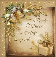 Vánoční přání třpyt a animace - různá | vánoční blog Mandala, Blog, Frame, Anna, Picture Frame, Blogging, Frames, Mandalas