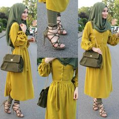 Hijab_is_my_diamond_official casual outfits in 2018 pinteres Muslim Dress, Hijab Dress, Hijab Outfit, Abaya Fashion, Modest Fashion, Fashion Outfits, Muslim Women Fashion, Islamic Fashion, Hijab Style