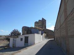 Murallas y ronda entre Puerta de Arévalo y de Medina.
