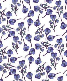 Liberty Art Fabrics Ros D Tana Lawn Cotton
