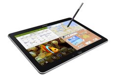 Samsung's Galaxy Note Pro 12.2 is a powerful tablet with a huge screen rivaling that of laptops. But don't think of it as replacing your laptop anytime soon.