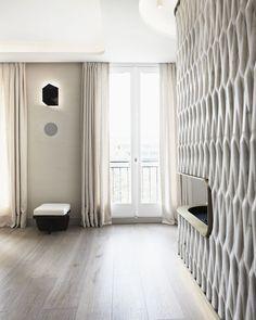 amazing textured wall - Fabrice Ausset