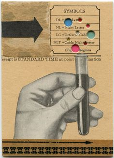 Concoction, 2011. Collage by Angelica Paez.