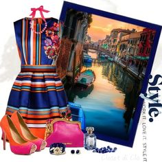 Closet di Clo para Desafio Fabulous Dress - by Claudia Nunes - desafio de agosto de 2014.
