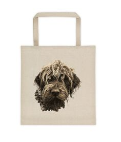 Wirehaired Pointing Griffon. You can buy it and see more options at www.boesarts.com