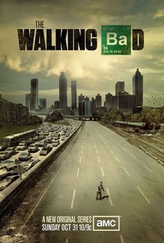 The walking bad…I really shouldn't laugh...