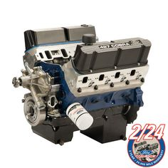 Think a stroker big block chevy crate engine isnt affordable when think a stroker big block chevy crate engine isnt affordable when built with a new block think again blueprint engines is now offering their 496 malvernweather Choice Image