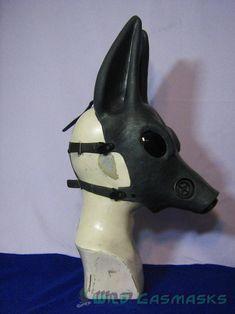 anubis mask diy - Google Search                                                                                                                                                                                 Más
