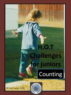 T Challenges for juniors : Counting Critical Thinking Activities, Critical Thinking Skills, Higher Order Thinking, Math Task Cards, Thematic Units, Math Concepts, Upper Elementary, Literacy Centers, Math Activities