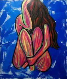 Abstract orang