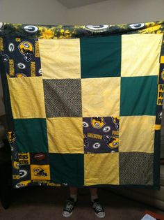 Packers quilt