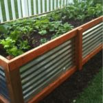 galvanized steel raised garden beds