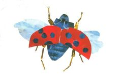 'The Grouchy Ladybug' by Eric Carle